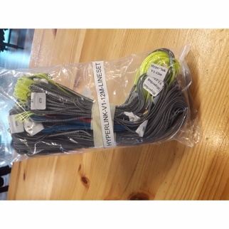 Ozone Hyperlink V1 Kite Only With Bag Bridle Line Set